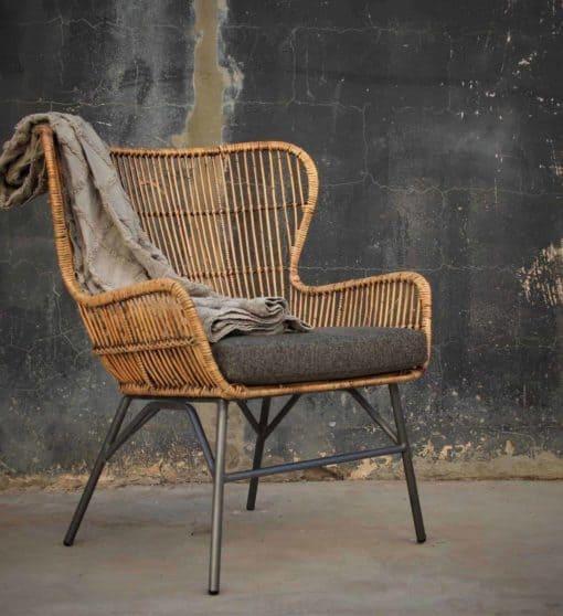 כורסא מראטן אמיתי דגם ריטה