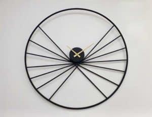 שעון קיר מעוצב דגם שמש