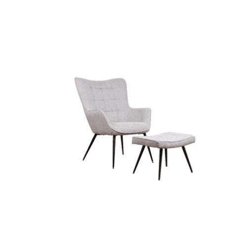 כורסא מעוצבת דגם אשלי