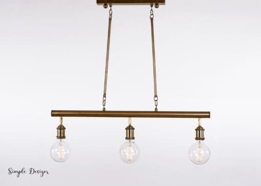 מנורה תלויה דגם טוטו -3