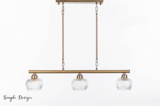 מנורה תלויה דגם טוטו 4